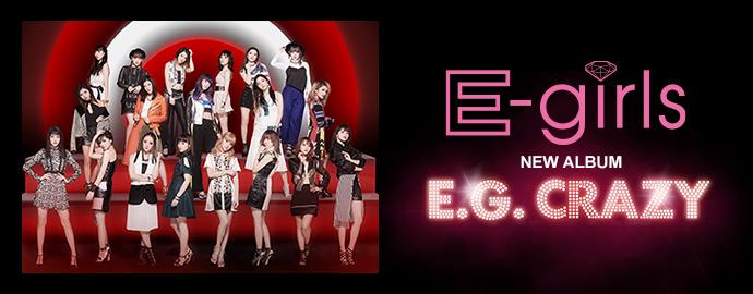 E.G. CRAZY - E-girls