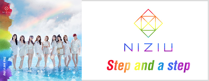 Step and a step- NiziU