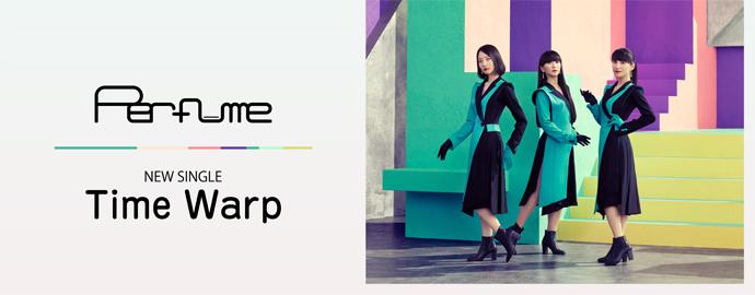 Time Warp - Perfume