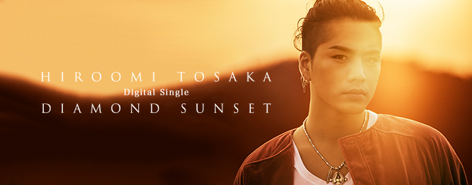 DIAMOND SUNSET - HIROOMI TOSAKA